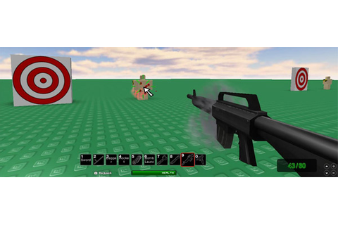 ROBLOX Base Wars' Low-lag Weapon Design - Roblox Blog