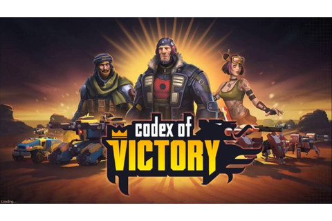 Codex of Victory Gameplay (PC) - YouTube