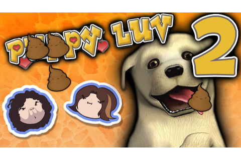 Puppy Luv: Waggling Everywhere - PART 2 - Game Grumps ...