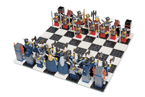 Bricks And Pieces: LEGO G577-1: Vikings Chess Set (MISB)