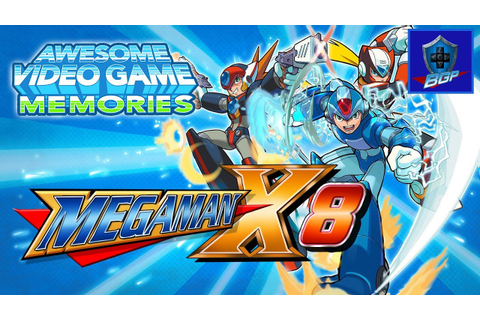 Mega Man X8 Review (PS2, PC) - Awesome Video Game Memories ...