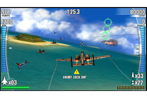 After Burner Black Falcon per PSP - GameStorm.it