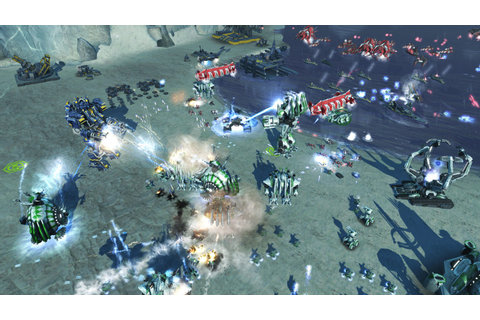 Supreme Commander 2 - Lutris