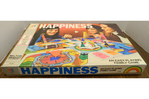 Happiness Board Game Review and Instructions | Geeky Hobbies