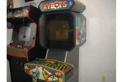 Reconditioned Arcade Machines