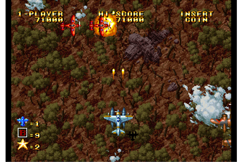 Play Ghost Pilots SNK NEO GEO online | Play retro games ...