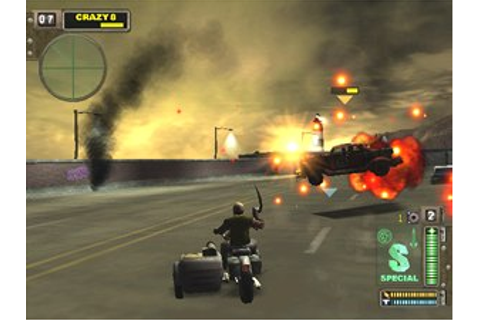 Twisted Metal: Black Review - GameRevolution