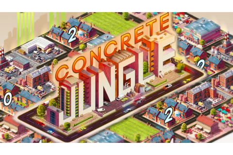 City Building Puzzle game! - Concrete Jungle Kickstarter ...