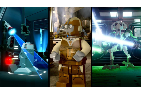 Droids Character Pack | LEGO Star Wars: The Force Awakens ...