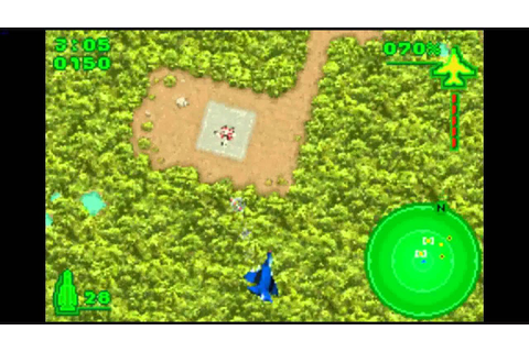 Let's Try to Play Ace Combat Advance(Game Boy Advance ...