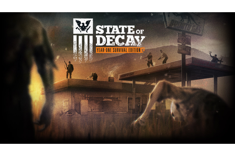 Streaming State of Decay: Year-One Survival Edition from ...