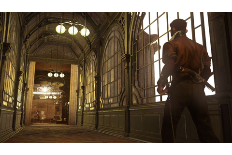 Here's another batch of lovely Dishonored 2 screenshots ...