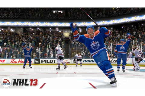 NHL 13 Producer Commentary - IGN Video