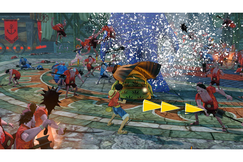 One Piece: Pirate Warriors 3 Review - Page 2