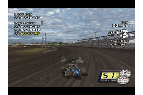World of Outlaws Sprint Cars 2002 Gameplay and free ...