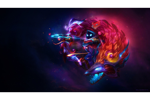 Kindred, League Of Legends, Video Games Wallpapers HD ...