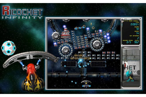 Save for Ricochet Infinity - Game Save Download file