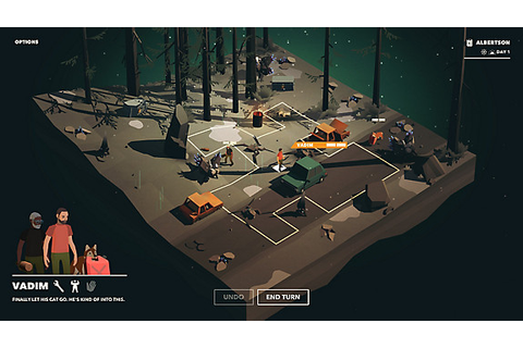 Overland Game | PS4 - PlayStation