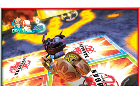 Bakugan™ Battle Brawlers™ Game | PS2 - PlayStation