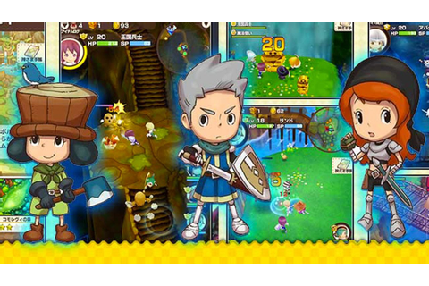 Fantasy Life online - New Gameplay - YouTube