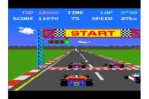 Pole Position - Classic Arcade - YouTube
