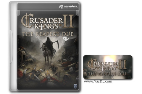 Crusader Kings II The Reapers Due For PC A2Z P30 Download ...