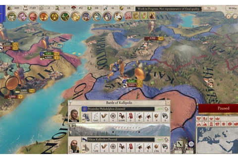 Imperator: Rome on Steam - PC Game | HRK Game
