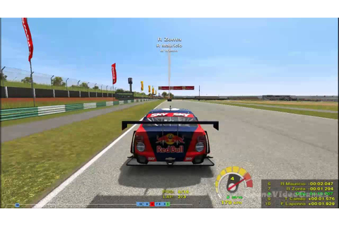 Game Stock Car 2013 Gameplay (PC HD) - YouTube