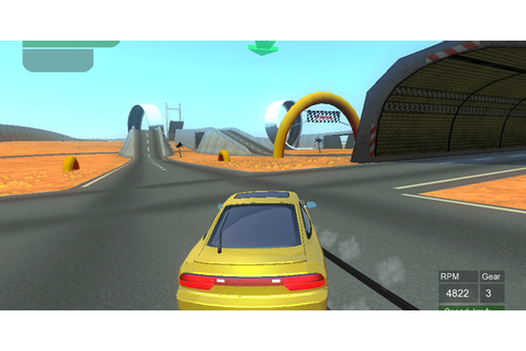 Tile Racer Free Download 3D stunt racing game realistic ...