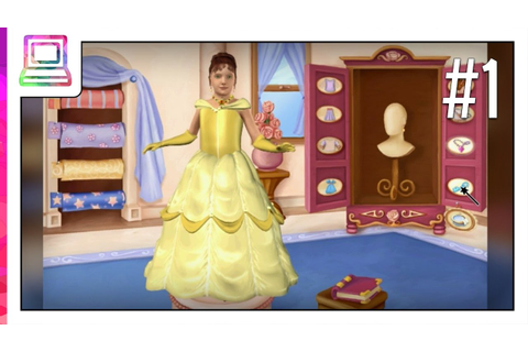 Disney Princess Magical Dress-Up (part 1) - YouTube