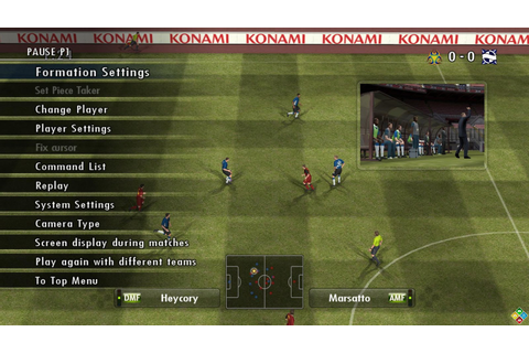 Pro Evolution Soccer 2008 Free Full Download ~ Download PC ...