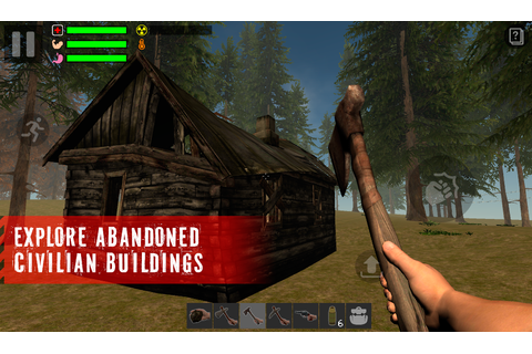 The Survivor: Rusty Forest - Android Apps on Google Play
