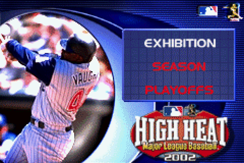 High Heat Major League Baseball 2002 Screenshots ...