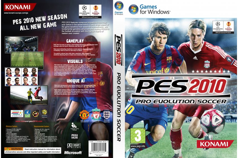 ultigamerz: Pro Evolution Soccer 2010 PC Full Game Download
