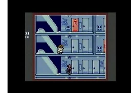 Dexter's Laboratory: Robot Rampage Game Boy - YouTube