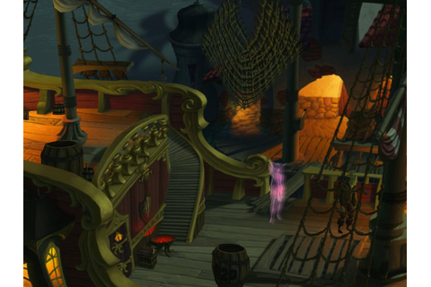 Ghost Pirates of Vooju Island Download (2009 Adventure Game)