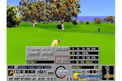 Links: The Challenge of Golf download PC