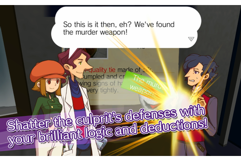 LAYTON BROTHERS MYSTERY ROOM ENG APK+DATA v1.0.6 (1.0.6 ...