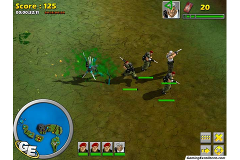 The Gladiators: Galactic Circus Games Screenshots and ...