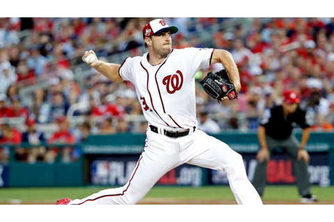 Nationals ace Max Scherzer on MLB pitch clock: 'That's ...