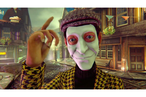 8 Minutes of the Creepy We Happy Few on Xbox One ...