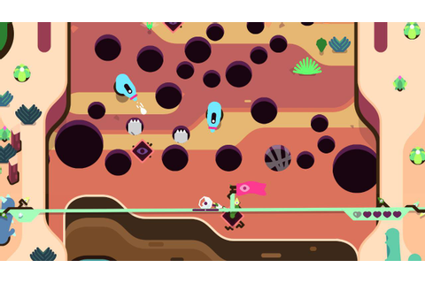 TumbleSeed Switch First Impressions - NintendoToday