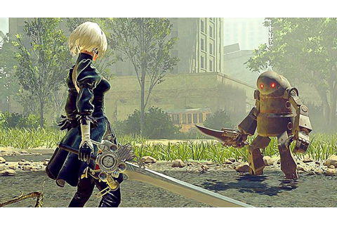 Nier: Automata (PS4) Review | Geek of Oz