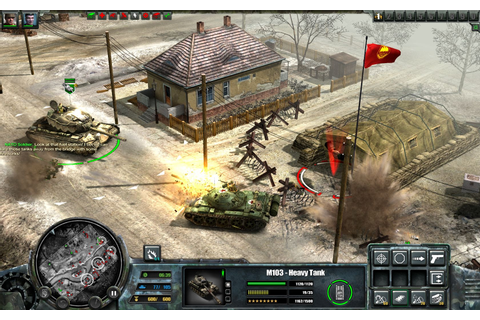 Codename Panzers Cold War Game Free Download