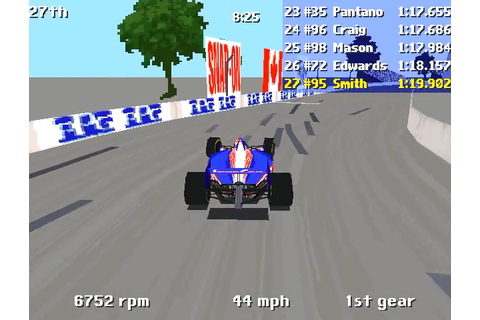 Indycar Racing II Download Game | GameFabrique