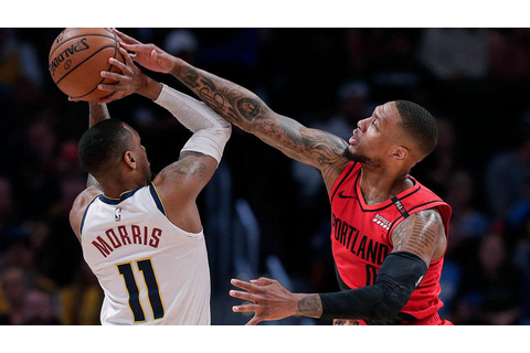 NBA Playoffs 2019: Watch Nuggets vs. Trail Blazers Game 3 ...