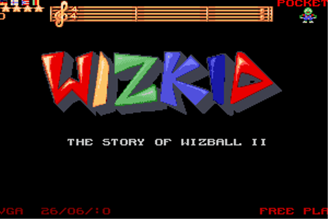 Download Wizkid: The Story of Wizball II - My Abandonware