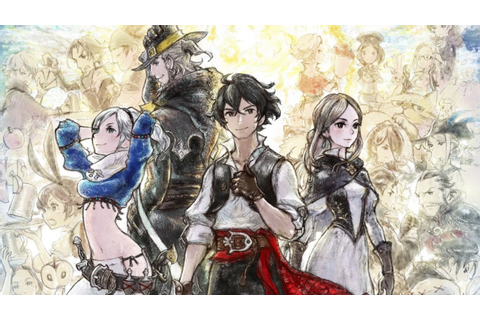 Bravely Default 2 producer explains title, apologizes for ...