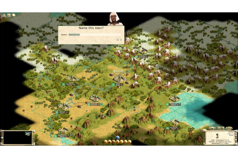 Sid Meier's Civilization III Complete World Map Gameplay ...