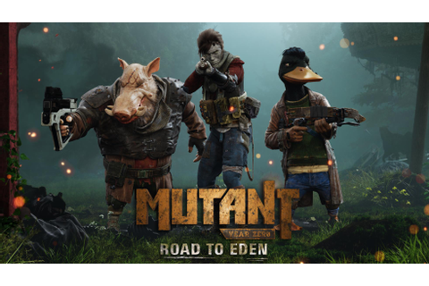 Former Hitman and Payday devs announce Mutant Year Zero ...